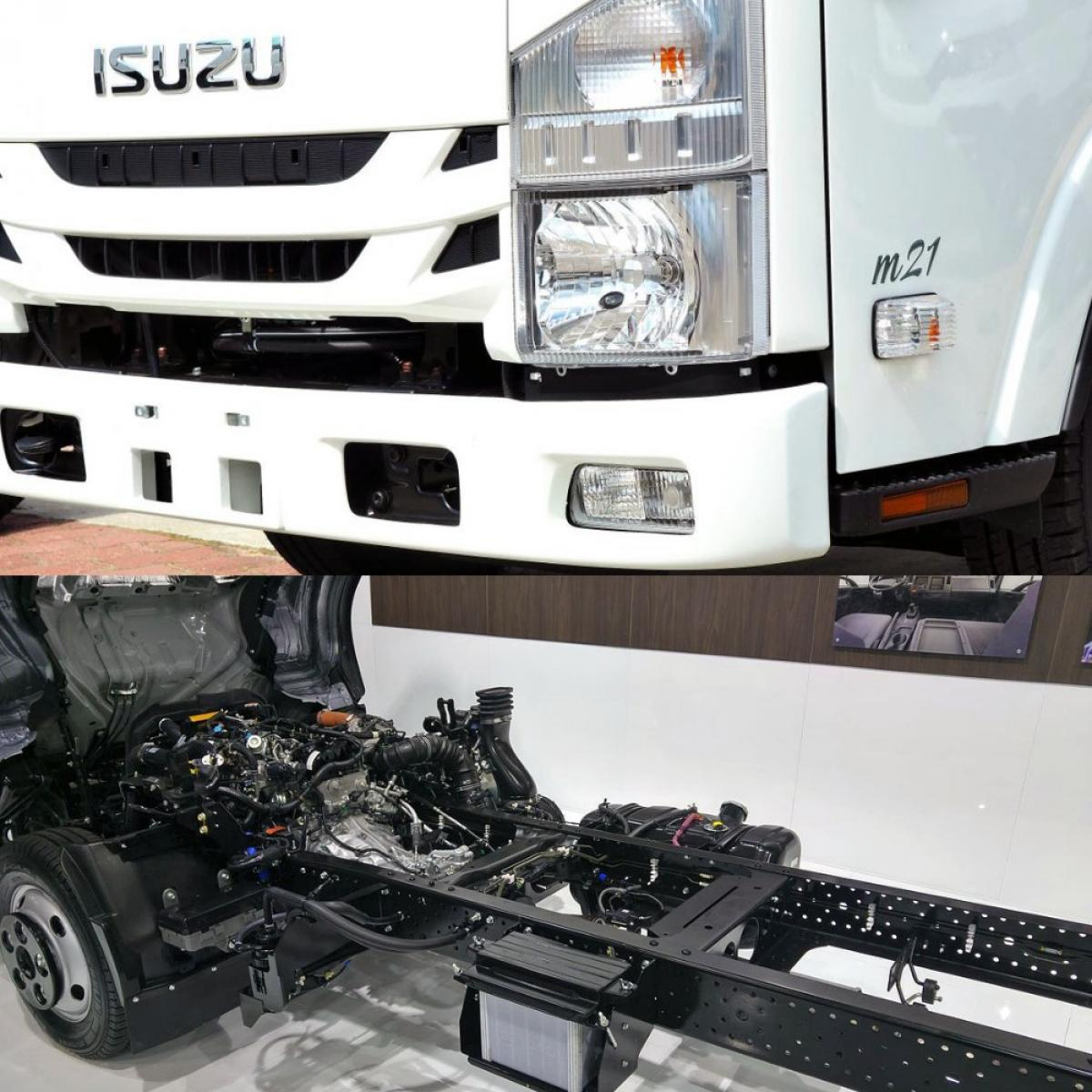 Isuzu M21 Ground Sicurezza