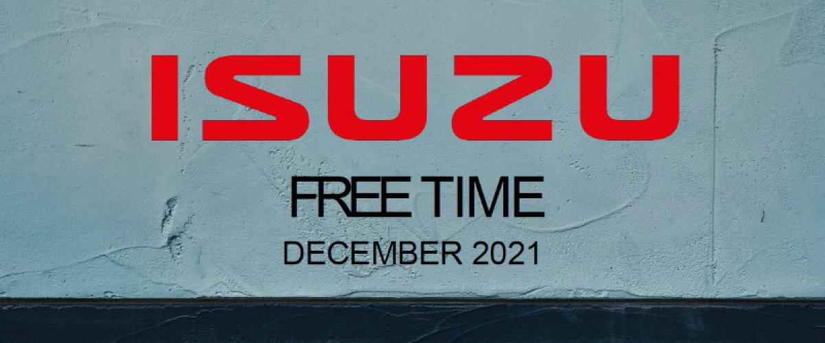 Katalógus Isuzu Free Time